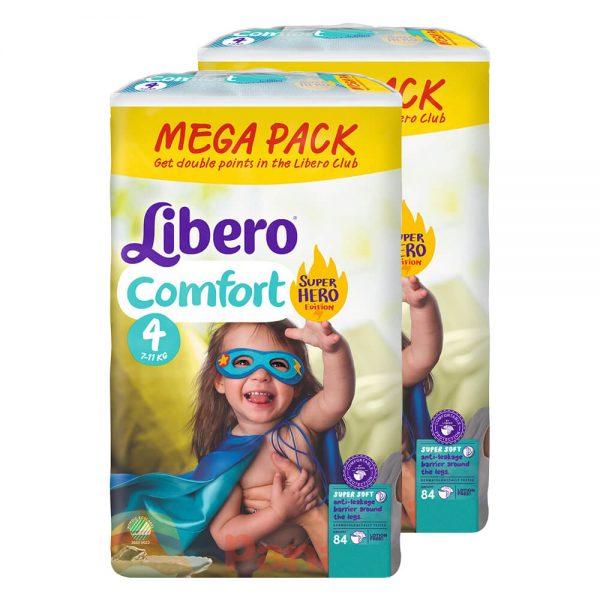 Comfort-4-Superhero-Mega-Duo-Pack-2×84-buc