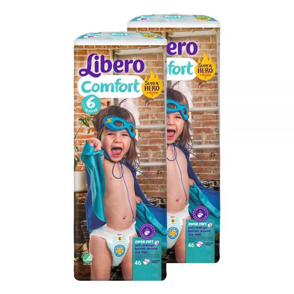 Comfort-6-Superhero-Jumbo-Duo-Pack-2×46-buc